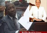 Danton Léger: «Si j`étais commissaire du gouvernement, j`aurais déjà arrêté Sophia Martelly»