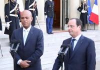 Programme de la visite du président François Hollande en Haïti