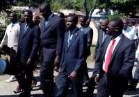 Port-de-Paix et Chansolme ont reçu la visite de leur premier Premier Ministre