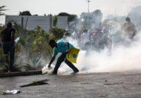 Violents affrontements au Gabon après l`annonce de la victoire du président Ali Bongo