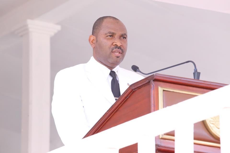 Ministre Dorsonne, mission accomplie! par Wadson Désir