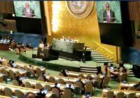 Privert est de retour : Voici le texte complet de son allocution à l`ONU!