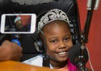 À 7 ans, Meghan E. Jean articulera bientôt sur un pupitre international