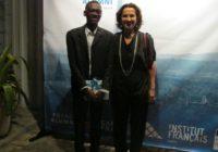 Un jeune de Solino honoré par l'Ambassade de France! par Dieudonné St-Cyr