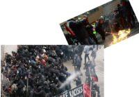 Investiture : Violences durant des manifs anti-Trump à Washington