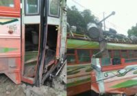 Plusieurs blessés dans un autre accident impliquant un autobus du Nord`Ouest!