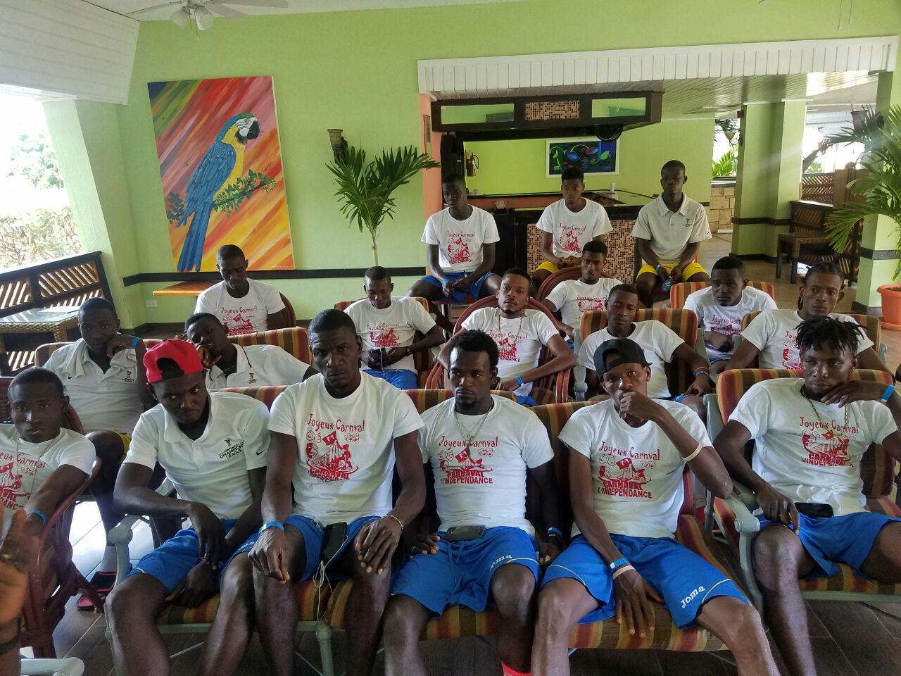 Concacaf 2017: Succès à l'étranger du Racing des Gonaïves