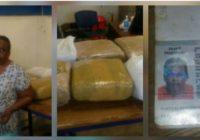 Une haitienne arrêtée par les dominicains pour trafic de drogue!