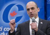 Canada : Blaney veut fermer la frontière aux illégaux!