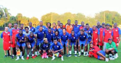 Foot : Victoire d`Haiti (3-1) sur le Nicaragua au stade Sylvio Cator!